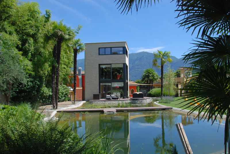 Familienhotel Schweiz im Tessin