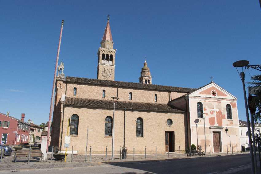 Die Kirche in Treporti