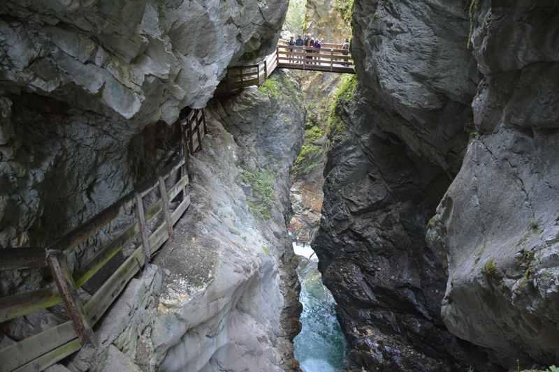 Immer wieder schön: Das Klammwandern in Südtirol - hier die schönsten Schluchten mit Kindern