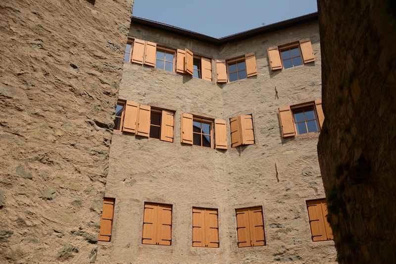 Unser Ziel: Im Kloster Säben, ein erlebnisreicher Tag im Familienurlaub in Südtirol