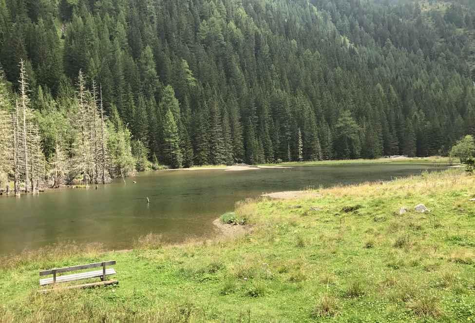 Unser Wanderziel mit Kindern in Kärnten: Die Konradlacke im Nationalpark Hohe Tauern