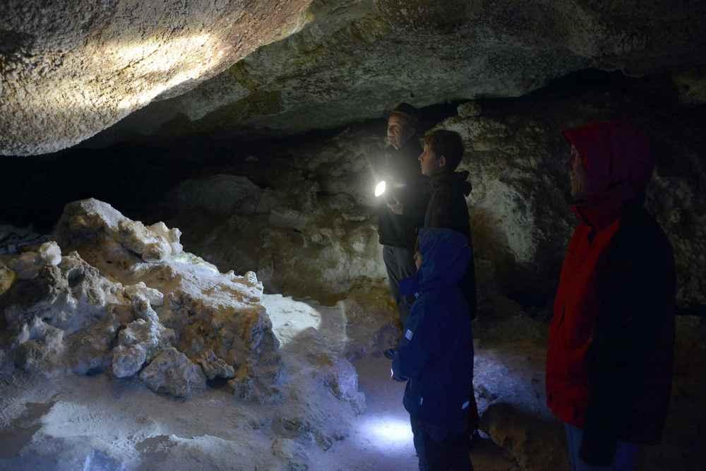 Unser Ausflug in die Kraushöhle - geht bei jedem Wetter