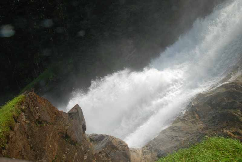 Krimmler Wasserfälle wandern