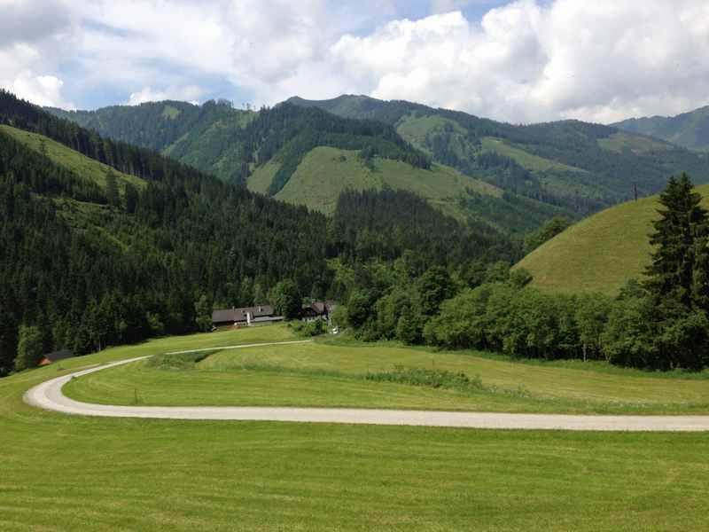 Aus dem Donnersbachtal zur Lärchkaralm in der Steiermark wandern
