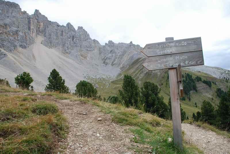Im Latemar wandern mit Kindern in Südtirol