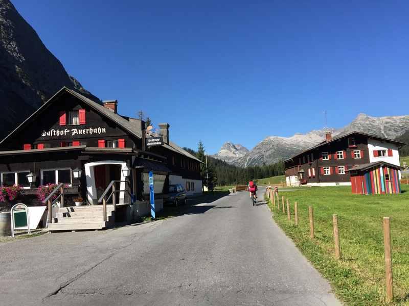 Auf dem Weg zum Formainrsee: Das Zuger Tal in den Lechtaler Alpen