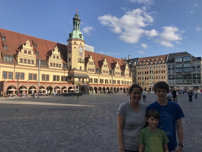 Leipzig mit Kindern - Stadtrundgang durch die Altstadt Leipzig, gehört dazu!