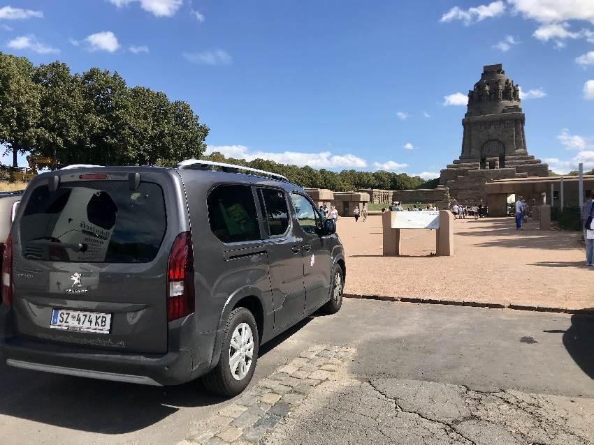Wo in Leipzig parken? - Unser Tipp: Kostenlos parken beim Völkerschlachtdenkmal