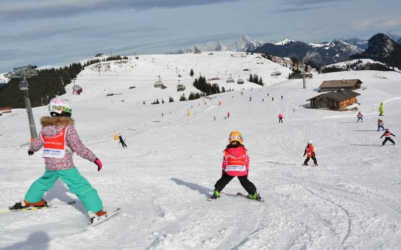 Skialm Lofer, das Familienskigebiet im Salzburger Land - So haben wir es uns vorgestellt!