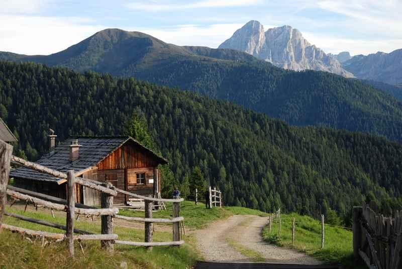 Lüsen mit Kindern - Familienurlaub Südtirol