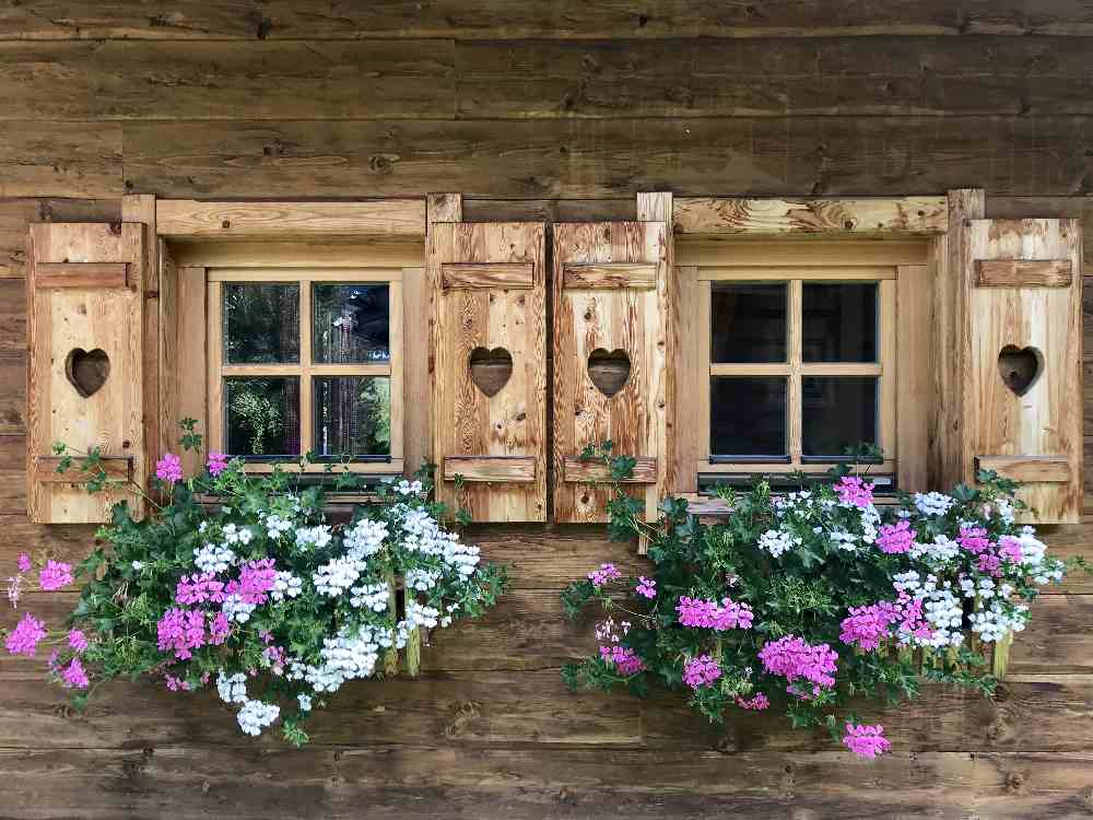Almdorf Almlust in Flachau - Das Flair der Almhütten im Almlust Feriendorf mit Aktiv-Camp