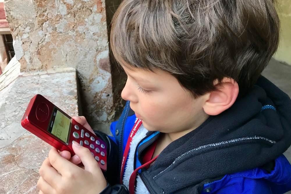 Der Audioguide für die Kinder - auf Märchenführung durch Schloss Tratzberg