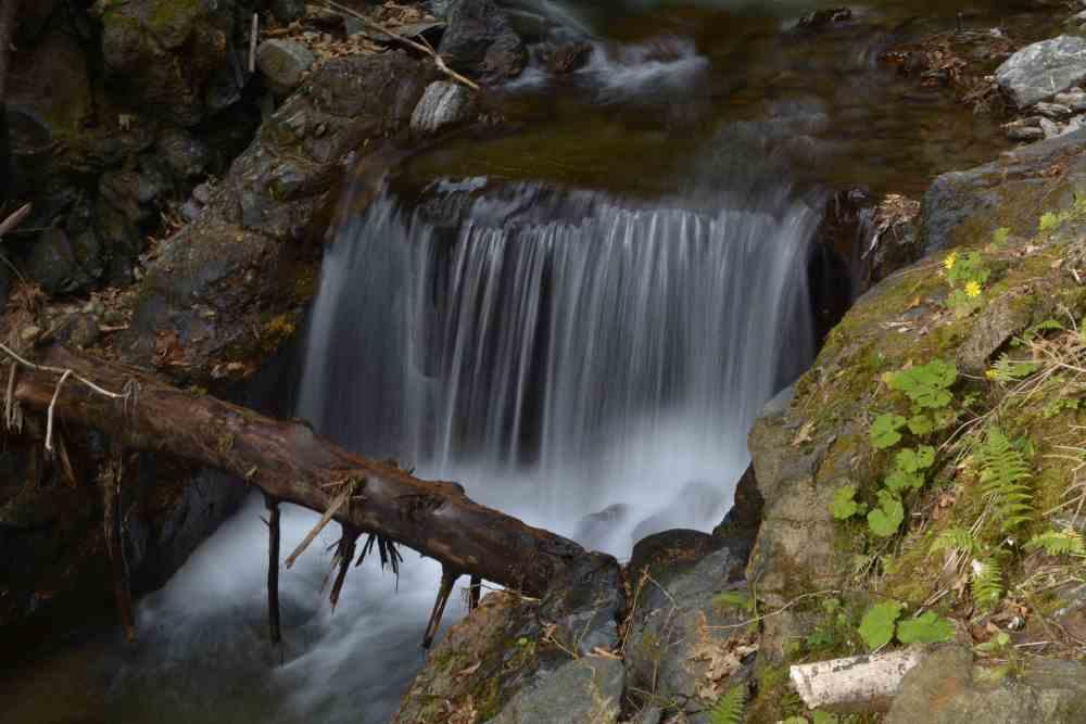 Die Wasserfälle sind besonders schön bei unseren Schluchtwanderungen in Kärnten