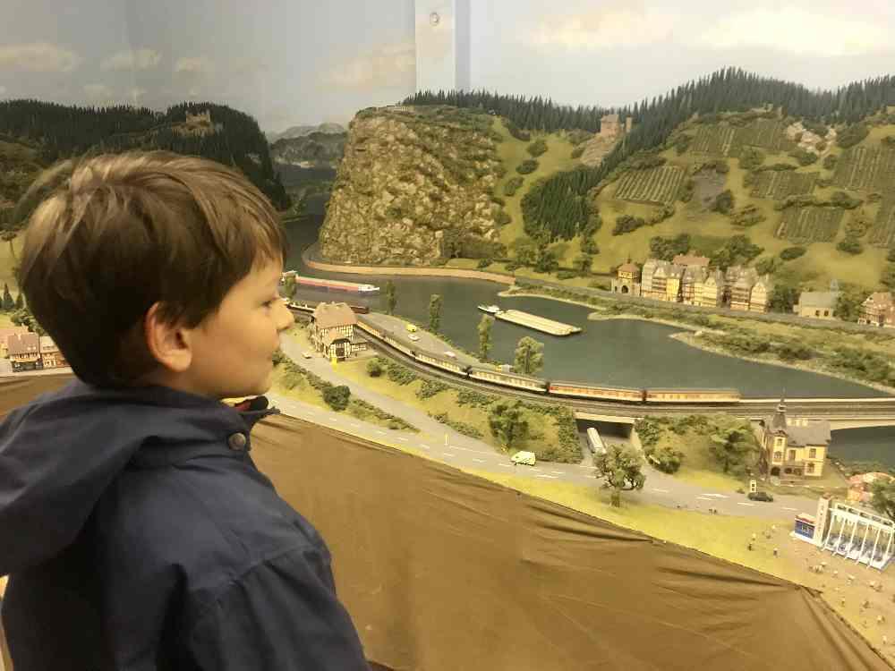 Unser Besuch in der Miniaturwelt Oberstaufen mit Kindern