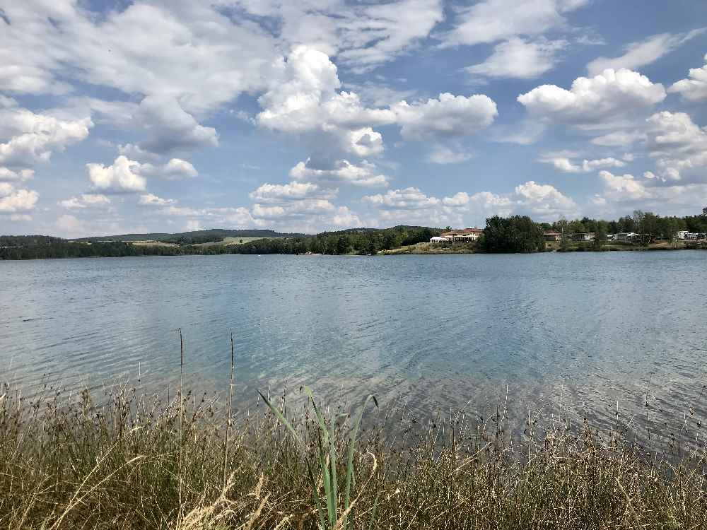 Murner See: Badesee in der Oberpfalz