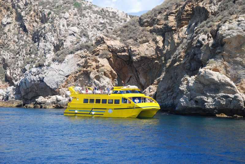 Medes Inseln schnorcheln? - Mit dem Nautilus Schiff ein Ausflug zu den Medesinseln