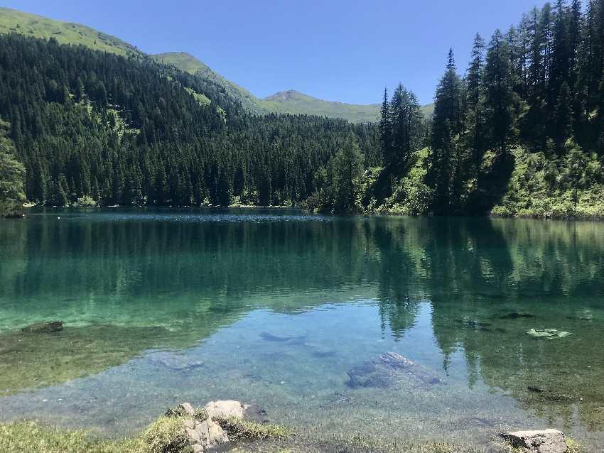 Sommer in Innsbruck mit Kindern - entdecke die vielen schönen Seen