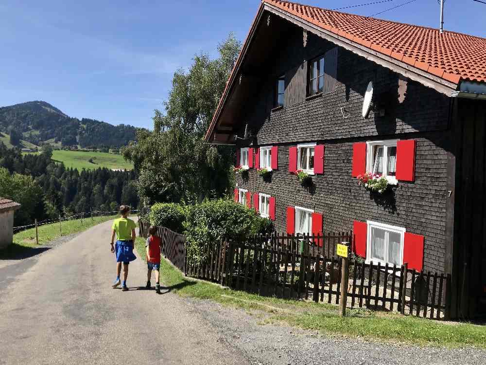 Familienurlaub im Allgäu: Das ist Oberstaufen mit Kindern