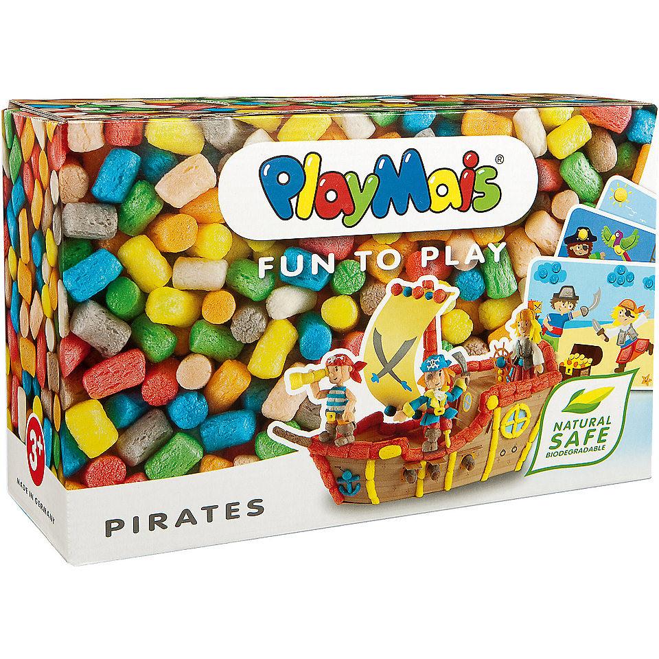 Playmais Figuren - rund um das Thema Piraten