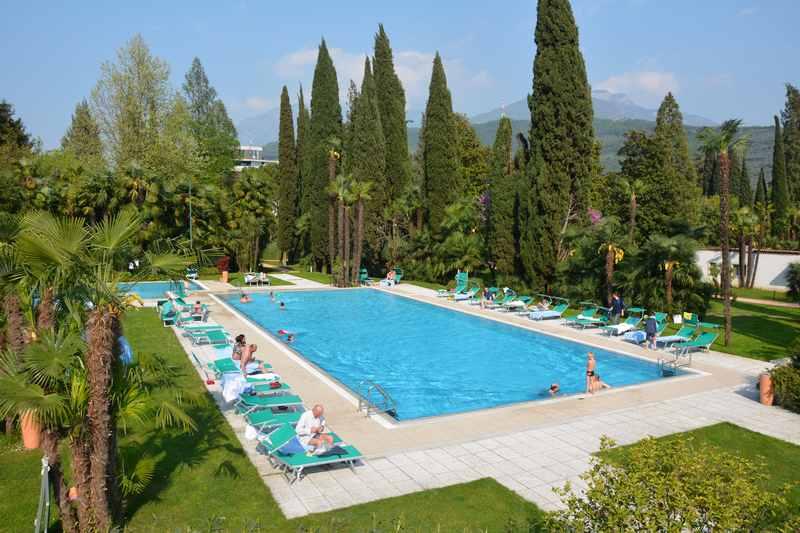 Familienhotel Gardasee mit Pool