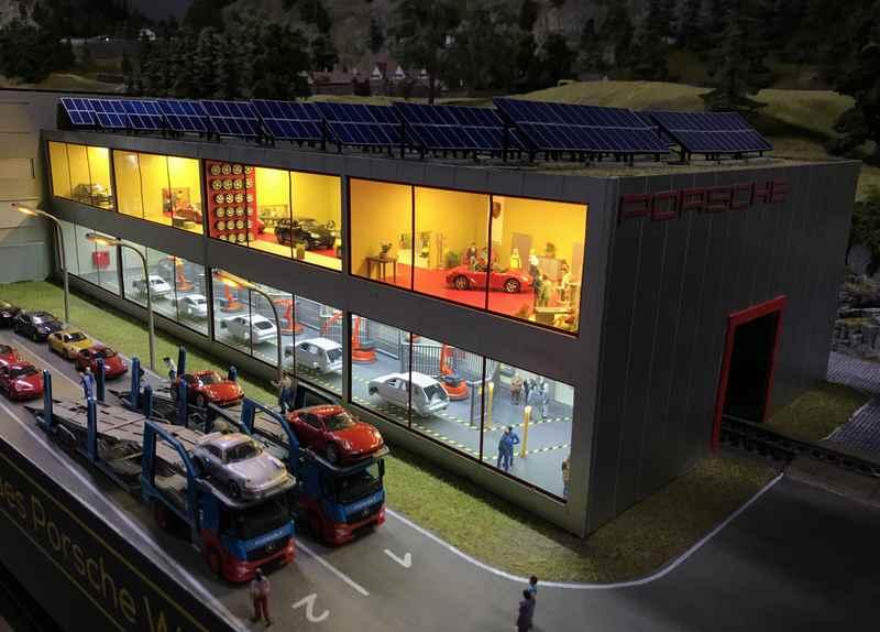 Hans-Peter Porsche Traumwerk wunderbares Ausflugsziel in Bayern