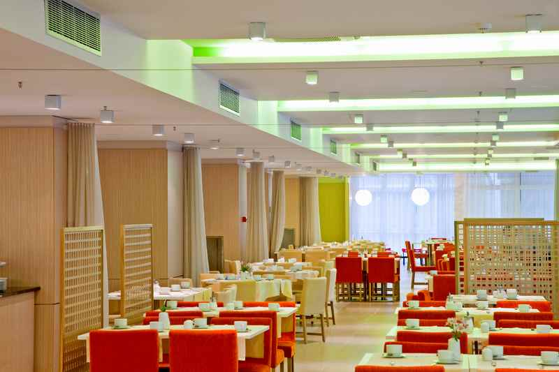 Familienhotel Losinj: Der Speisesaal