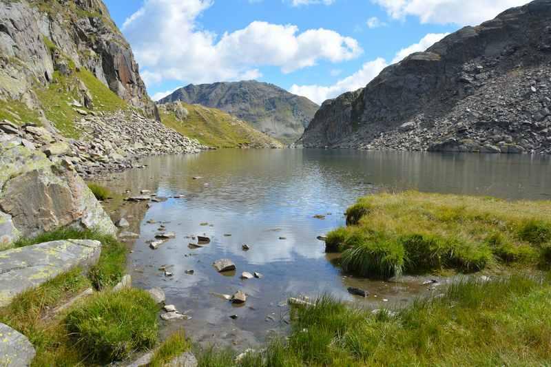 Die Rheinquelle bei Disentis: Ein schöner Ausflug mit Kindern in der Natur