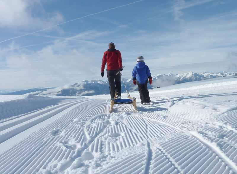 Rodeln Südtirol mit Kindern - unsere schönsten Rodelbahnen in Südtirol