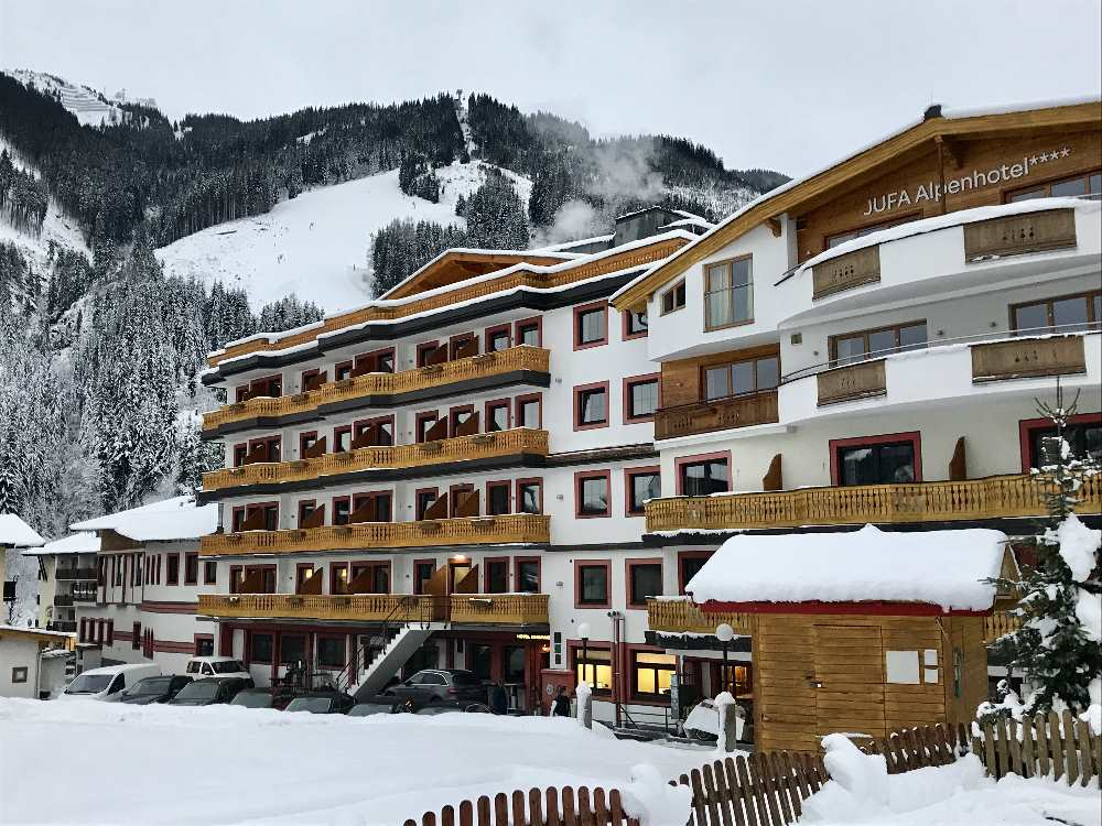 Das neue JUFA Hotel Saalbach****