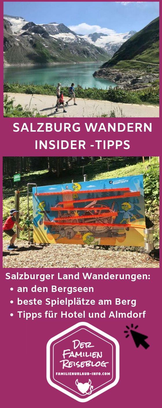 Wandern mit Kindern Salzburger Land: Merk dir unsere Tipps