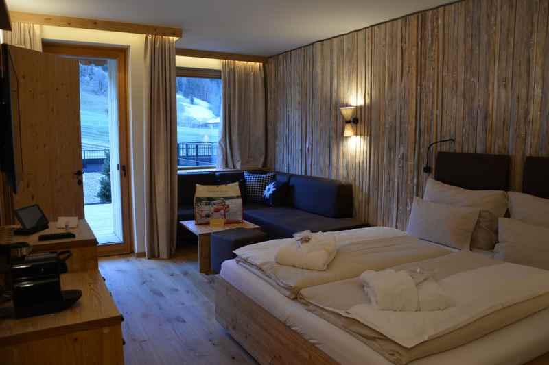 Die exklusiven Zimmer im Dachsteinkönig, dem führenden Familienhotel Oberösterreich