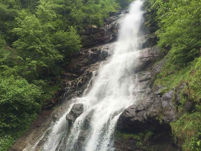 Der Schleierfall im Zillertal: Höchster Wasserfall im Zillertal, schön mit Kindern