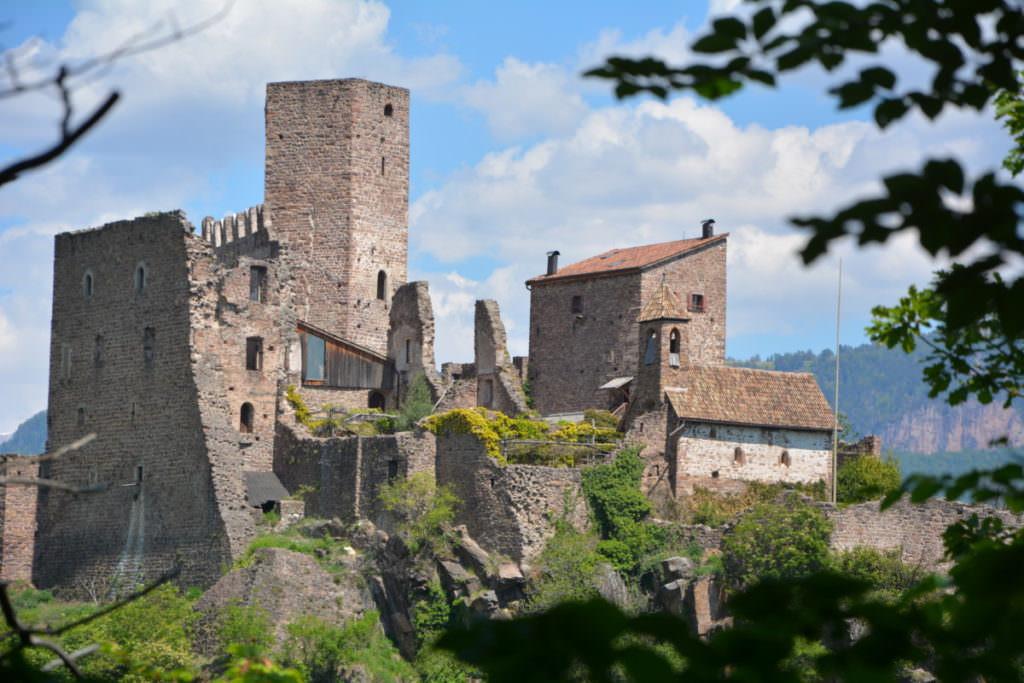 Schloss Hocheppan - Ausflugsziel Südtirol nahe Bozen