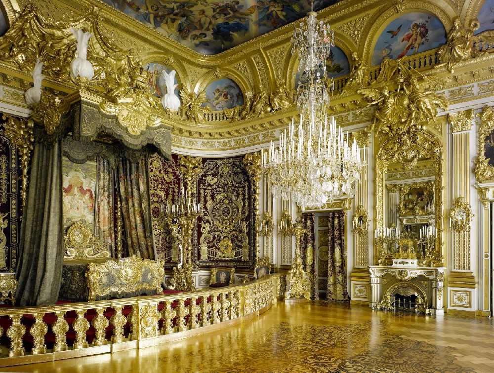 Das Schloss Herrenchiemsee mit Kindern besuchen und staunen