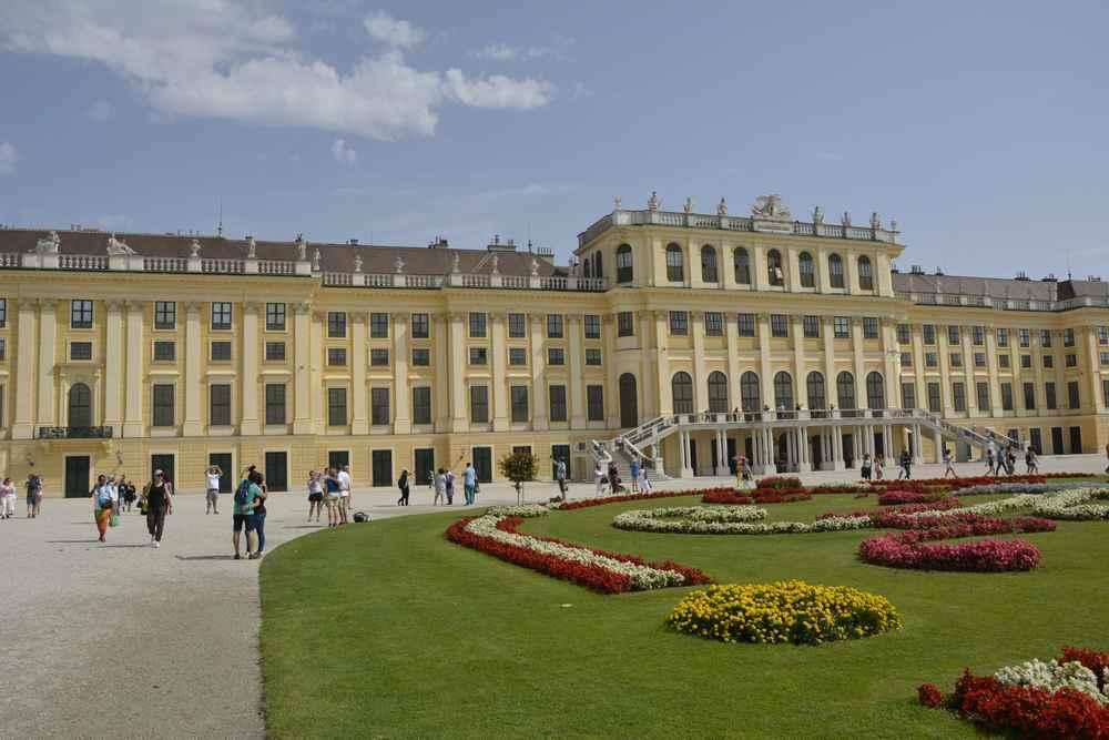Wien mit Kindern - Schloss Schönbrunn gehört dazu