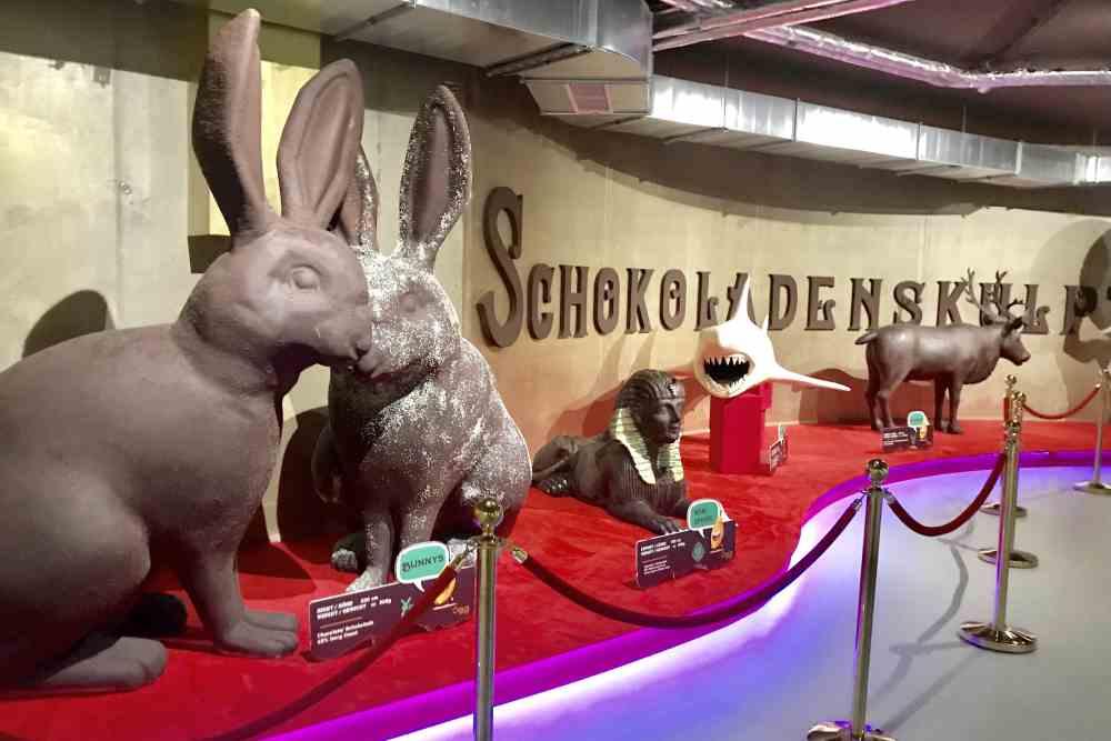 Herzlich willkommen in der Welt der Schokolade! - das Chocolate Museum Wien