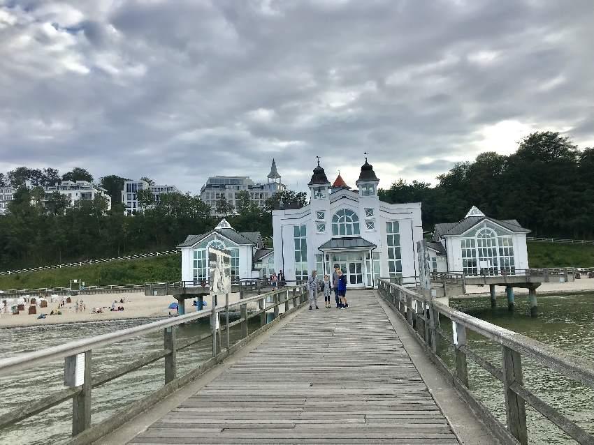 Entdecke die schönsten Seebrücken der Ostseeinsel!