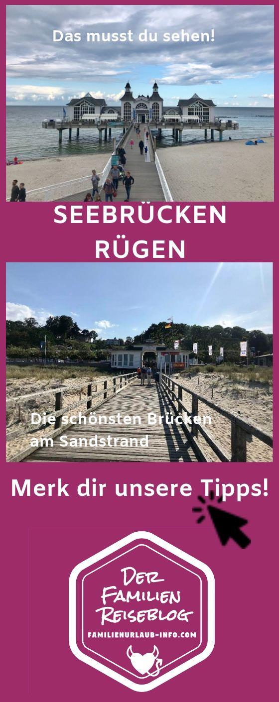 Und noch ein Pin zum Merken unserer Insidertipps der Seebrücken auf Rügen