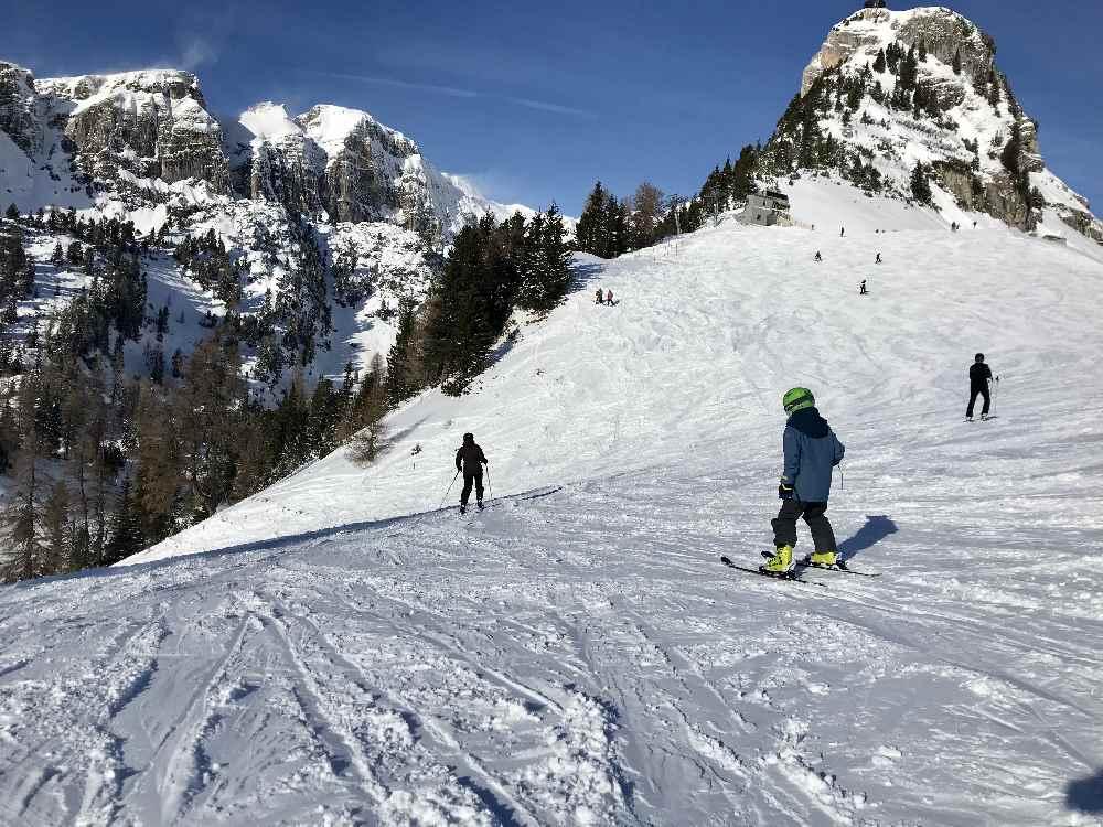 Skigebiet Rofan mit Kindern - ein kleines und angenehmes Familienskigebiet in Tirol