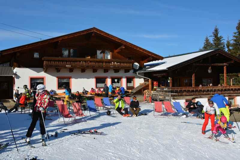 Skitour Rauris - zur Kreuzbodenhütte
