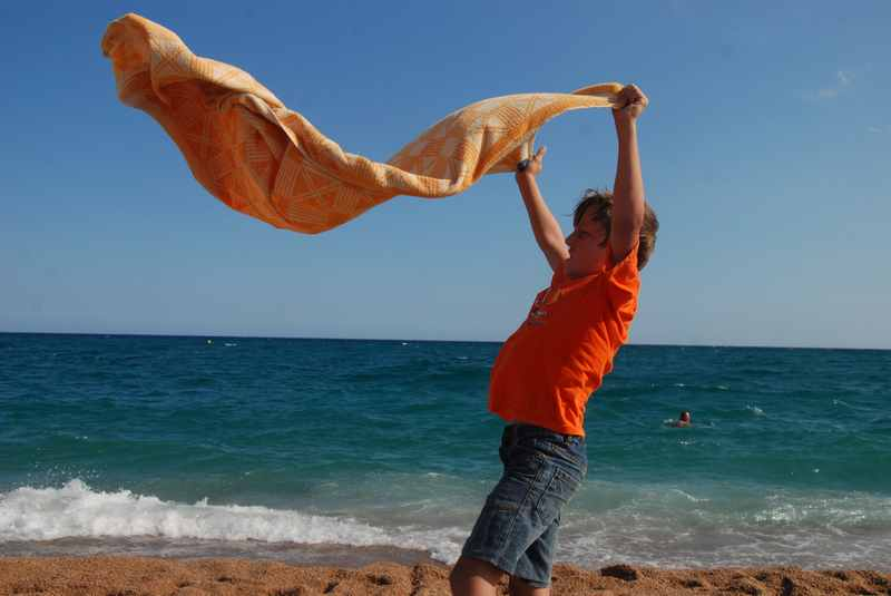 Spanienurlaub mit Kindern am Meer