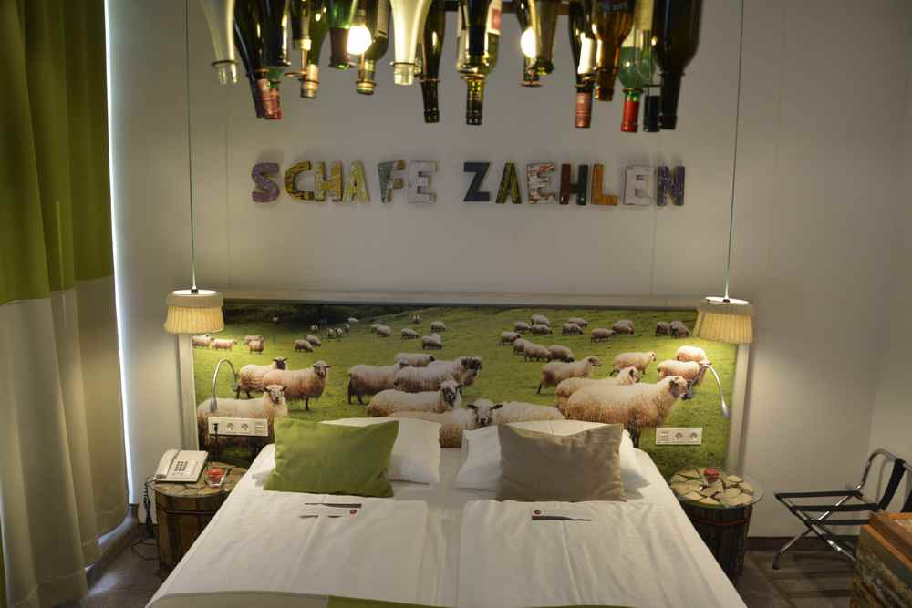 Upcycling Hotel Wien - das Boutiquehotel Stadthalle