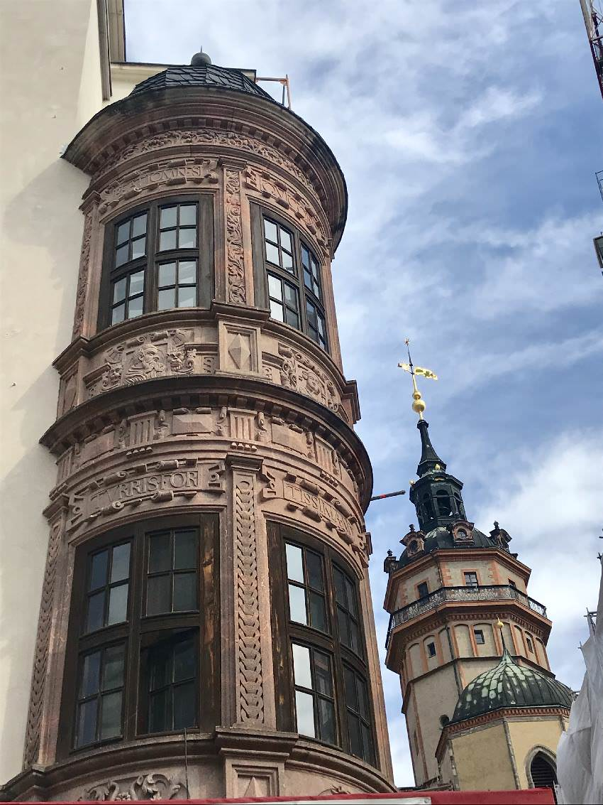 Stadtrundgang Leipzig mit Kindern auf eigene Faust - kurzweilig und mit dem Folder Stadt kein Problem