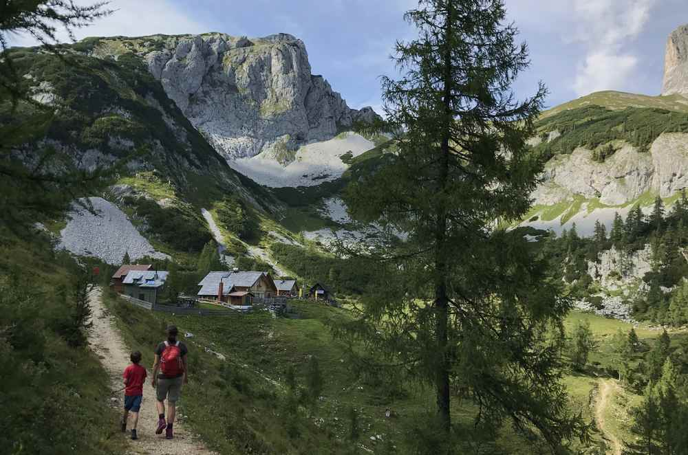 Steiermark wandern mit Kindern: Das war unsere schöne Wanderung im Altausseer Land