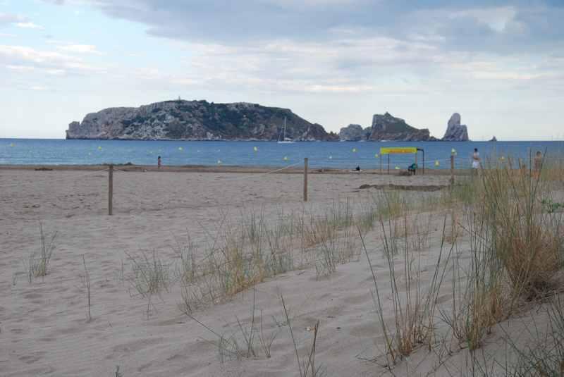 l'Estartit Sehenswürdigkeiten: Die Medes Inseln sind in Sichtweite vom Festland