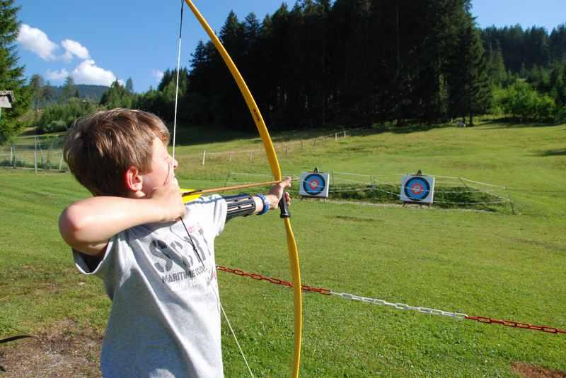 Tolle Abwechslung für Teenanger im Familienurlaub in den Bergen