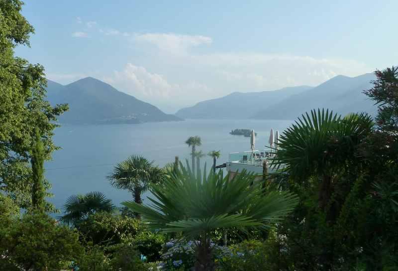 Tessin mit Kindern: Familienurlaub Lago Maggiore in der Schweiz