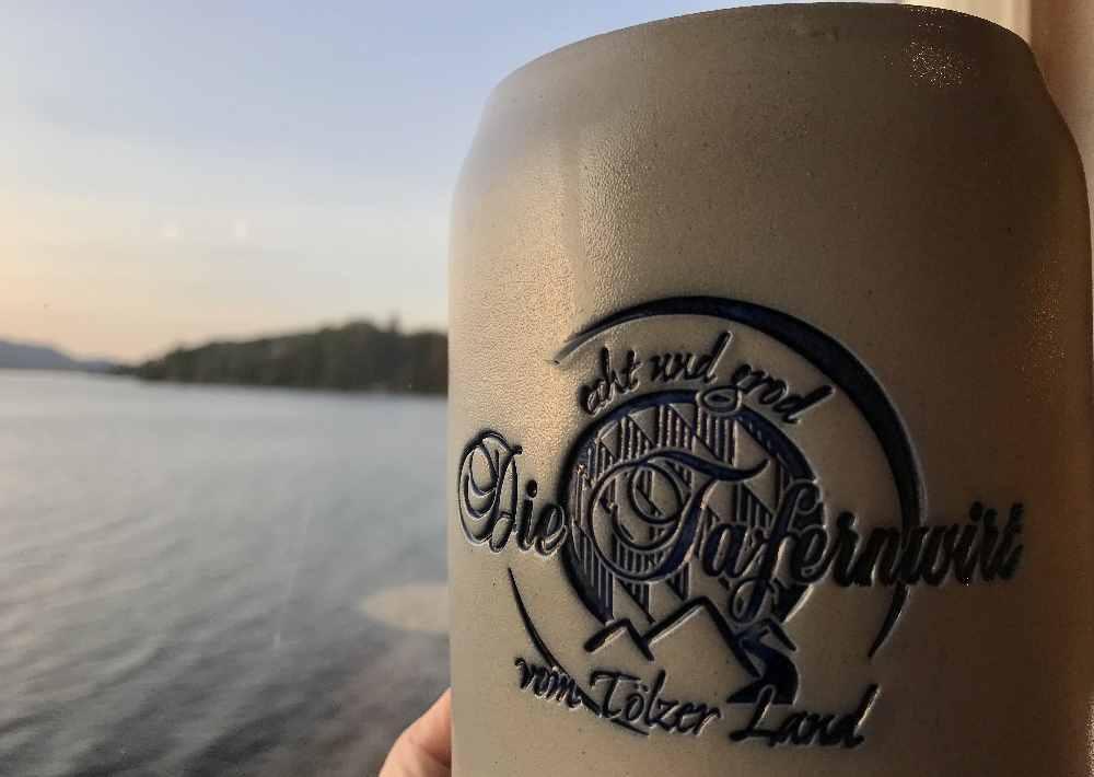 Meine Empfehlung für Biertrinker: Das Tafernwirte-Bier aus dem Tölzer Land