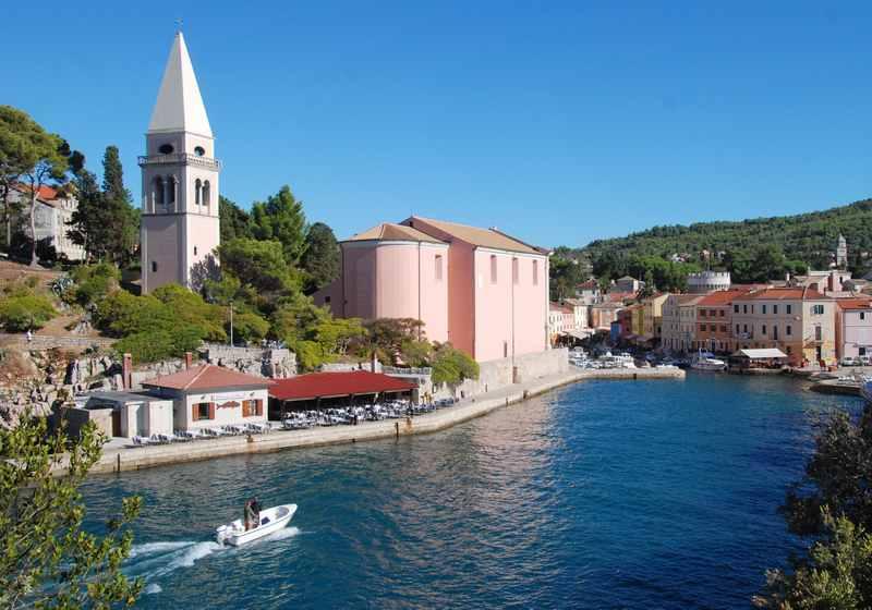 Veli Losinj in Kroatien - wundervolle Kulisse im Familienurlaub auf der Adriainsel Losinj