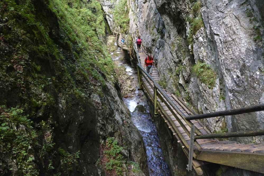 So eindrucksvoll war die Dr. Vogelsang Klamm Wanderung in Oberösterreich